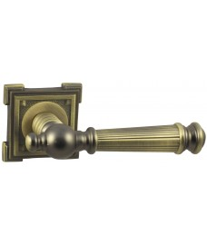 Дверная ручка Vantage V15M матовая бронза