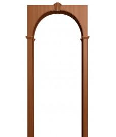 Декоративная арка Милано итальянский орех