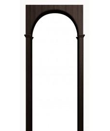 Прямоугольная арка Милано венге