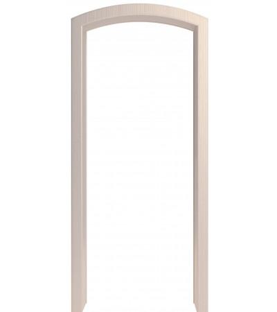 Арка из экошпона Британская белый ясень