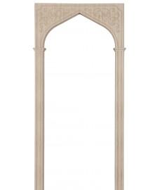 Современные арки из экошпона Уфимка капучино