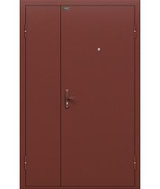 Дверь входная металлическая Оптим Дуо Гранд Антик Медь / Антик Медь
