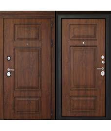 Входная дверь Порта Темный орех