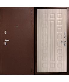 Входная дверь Гарант-1 Сандал белый