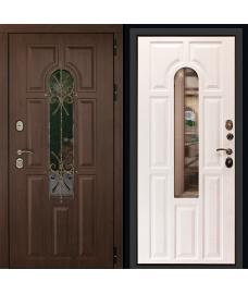 Входная дверь Лион Альберо браш