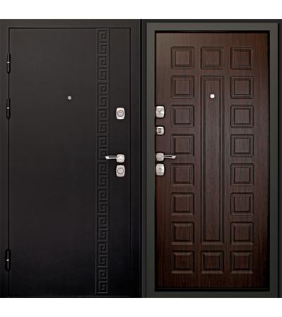 Входная дверь Сити-3К Венге