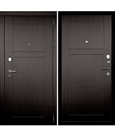 Входная дверь Тепло-Макс Венге