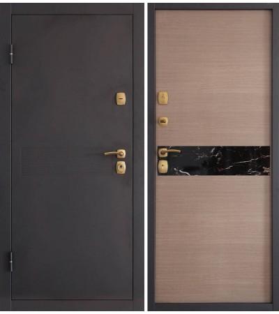 Дверь металлическая Аллегро светлая