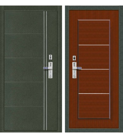 Дверь металлическая 128-С