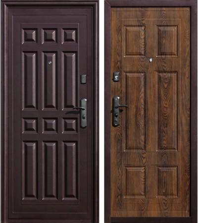 Дверь металлическая В-1