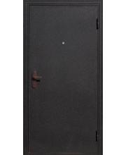 Дверь металлическая АМД-1 черный шелк/анегри