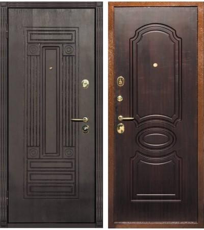 Дверь металлическая Ника