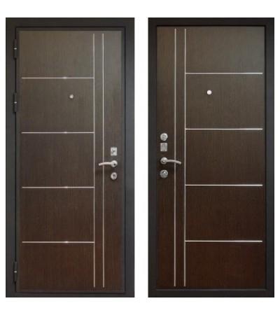 Дверь металлическая Кондор Хром