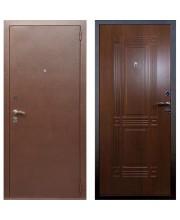 Дверь металлическая Кондор 2 Орех итальянский