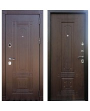 Дверь металлическая Кондор Мадрид венге