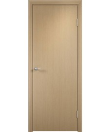 Дверь Гладкая ПГ беленный дуб