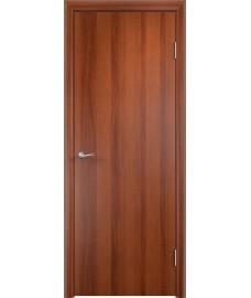 Дверь Гладкая ПГ итальянский орех