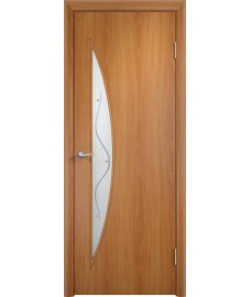 Дверь Парус ПОФ миланский орех
