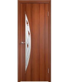 Дверь Парус ПОВ итальянский орех