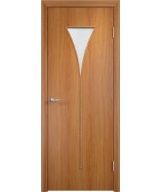 Дверь Рюмка ПО миланский орех