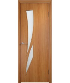 Дверь Стрелиция ПО миланский орех
