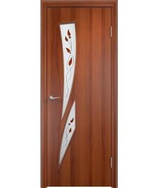 Дверь Стрелиция ПОВ итальянский орех