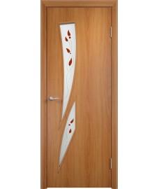 Дверь Стрелиция ПОВ миланский орех