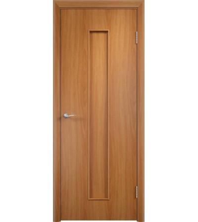 ламинированнная дверь Тифани ПГ миланский орех