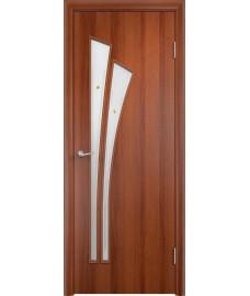 Дверь Ветка ПОФ итальянский орех