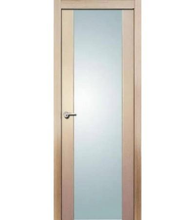 Межкомнатная дверь Орион экошпон самшит белый