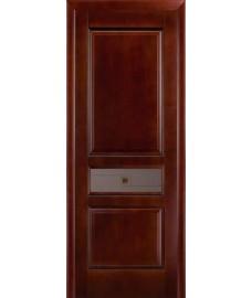 Межкомнатная дверь Лига Анастасия до 2 тёмный анегри