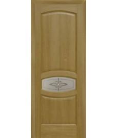 Межкомнатная дверь Лига Аврора 2 до 2 дуб