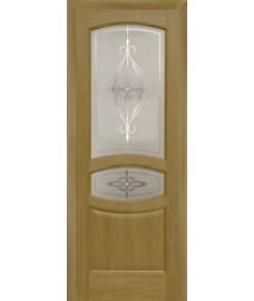 Межкомнатная дверь Лига Аврора 2 до дуб