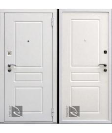 дверь металлическая райтвер х4 белый матовый