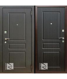 дверь металлическая райтвер х4 венге