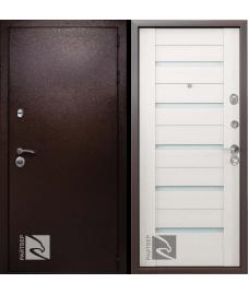 дверь входная райтвер одиссей клен, в квартиру
