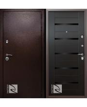дверь металлическая райтвер одиссей венге