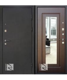 дверь металлическая райтвер престиж лайф венге