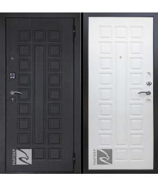 дверь металлическая райтвер сенатор лайф беленый дуб