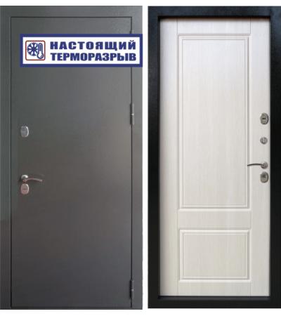 дверь металлическая райтвер сибирь термо клён