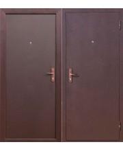 Дверь металлическая Стройгост 5-1 Металл/Металл; внутреннее открывание