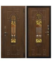 Дверь металлическая Лацио РФ Золотой дуб