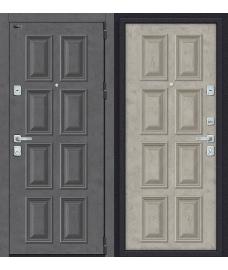 Дверь входная металлическая Porta M К18.K12 Rocky Road / Chalet Provence