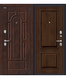 Дверь входная металлическая Porta S 55.55 Almon 28 / Nordic Oak