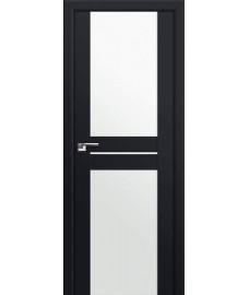 Межкомнатная дверь Профиль Дорс 10U черно-матовый
