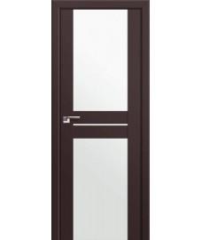 Межкомнатная дверь Профиль Дорс 10U темно-коричневый