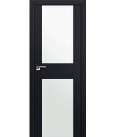 Межкомнатная дверь Профиль Дорс 11U черно-матовый
