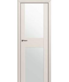 Межкомнатная дверь Профиль Дорс 11U Магнолия Сатинат