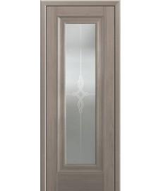 Межкомнатная дверь Профиль Дорс 24X Орех Пекан