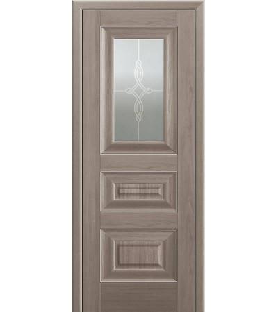 Межкомнатная дверь Профиль Дорс 26X Орех Пекан